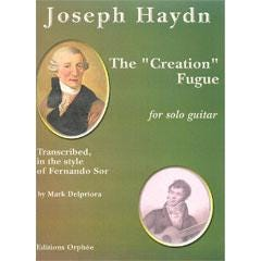 """Image for Haydn-The """"Creation"""" Fugue from SamAsh"""