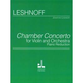 Carl Fischer Leshnoff-Chamber Concerto
