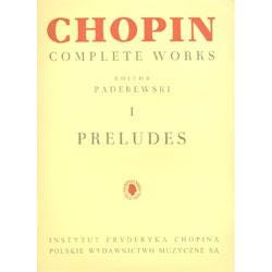 Image for Chopin Preludes for Piano (Complete Works I) from SamAsh