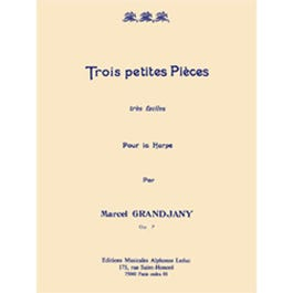 Image for Trois petites Pieces-Grandjany from SamAsh