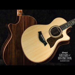 Image for 712ce Grand Concert Acoustic-Electric Guitar from SamAsh