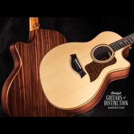 Image for 714ce V-Class Grand Auditorium Acoustic-Electric Guitar from SamAsh