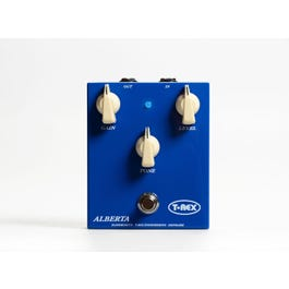 Image for Alberta Overdrive Guitar Effects Pedal from SamAsh