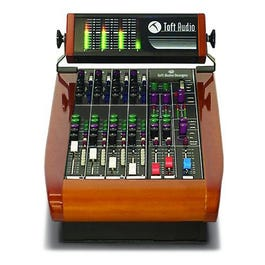 Image for ATB04 4 Channel Mixer from SamAsh