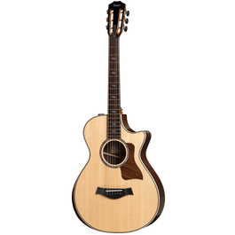 Image for 812ce 12-Fret DLX Grand Concert Acoustic-Electric Guitar from SamAsh
