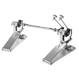 Image for Pro 1 V2 Long Board Double Bass Drum Pedal (with Bigfoot Footboards) from SamAsh