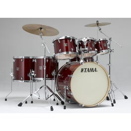 Image for Superstar Classic Maple 7-Piece Shell Pack - Lacquer Finish from SamAsh