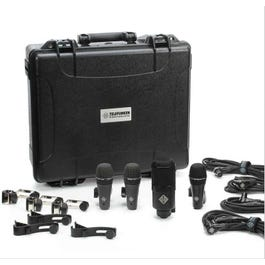 Image for USA DD4 Drum Microphone Pack from SamAsh