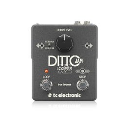 Image for Ditto Jam X2 Looper Pedal from SamAsh