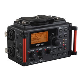 Image for DR-60mkII Portable Field Recorder for DLSR from SamAsh