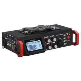 Image for DR-701D 6-track Linear PCM Recorder / Mixer for DSLR Camera from SamAsh