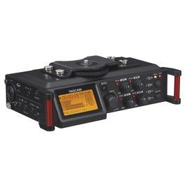 Image for DR-70D 4-Channel Audio Recorder for DSLR Cameras from SamAsh