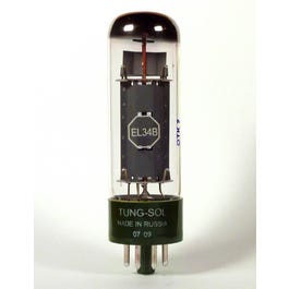 Tung-Sol EL34B Power Vacuum Tube