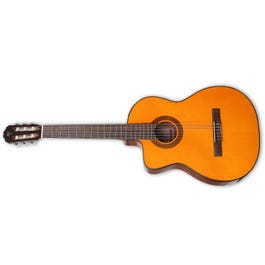 Image for GC1CE Nylon-String Left-Handed Acoustic-Electric Guitar from SamAsh