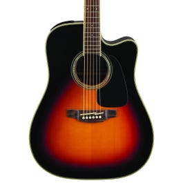 Image for GD51CE-BSB Acoustic-Electric Guitar (Sunburst) from Sam Ash