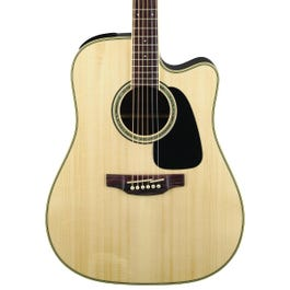 Image for GD51CE-NAT Acoustic-Electric Guitar (Natural) from Sam Ash