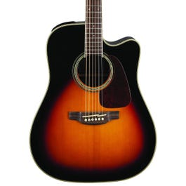 Image for GD71CE Acoustic-Electric Guitar (Sunburst) from Sam Ash