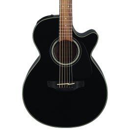 Image for GF30CE Acoustic-Electric Guitar (Black) from Sam Ash