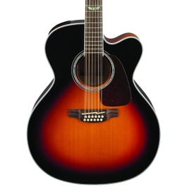 Takamine GJ72CE-12BSB 12 String Acoustic Electric Guitar