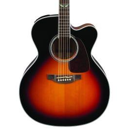 Image for GJ72CE Acoustic-Electric Guitar (Sunburst) from Sam Ash