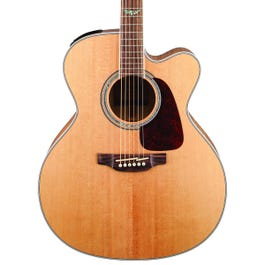 Image for GJ72CE Acoustic-Electric Guitar (Natural) from Sam Ash