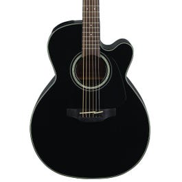Image for GN30CE Acoustic-Electric Guitar (Black) from Sam Ash