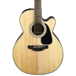 Image for GN30CE Acoustic-Electric Guitar (Natural) from Sam Ash