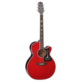 Image for GN75CE Acoustic-Electric Guitar (Wine Red) (Restock) from Sam Ash