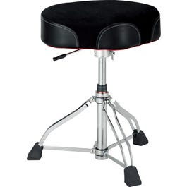 Image for Ergo-Rider Drum Throne Hydraulix w/Cloth Top Seat from SamAsh