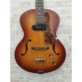 Image for 5th Avenue Kingpin Archtop Hollow Body Electric Guitar from SamAsh