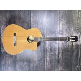Fender CN-140SCE Acoustic-Electric Classical Guitar (Natural)