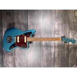 Fender Vintera 60's Jaguar Electric Guitar (Ocean Turquoise)