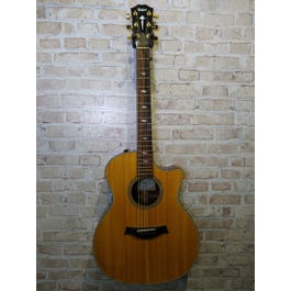 Taylor Guitars 814ce Acoustic-Electric Guitar (Natural)