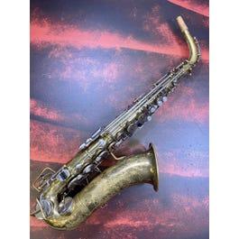 "Martin Brasswind Co. ""The Indiana"" Vintage Alto Saxophone"