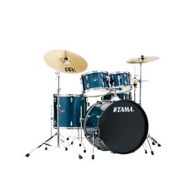 """Image for Imperialstar 5-piece Complete Drum Kit w/ Meinl HCS Cymbals - 22"""" Bass from SamAsh"""