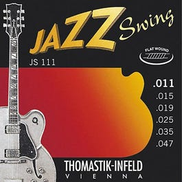 Image for JS111 Light Jazz Swing Series Electric Guitar Strings (11-47) from SamAsh