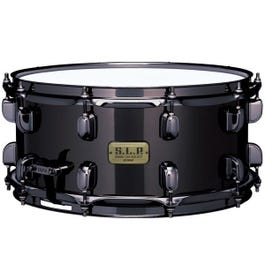 """Image for 'S.L.P.' Black Brass 6-1/2""""x14"""" Snare Drum from SamAsh"""