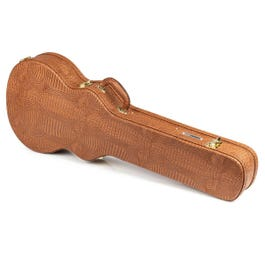 Image for Wood Les Paul Electric Guitar Case from Sam Ash
