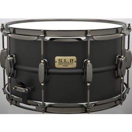 "Tama 'S.L.P.' 8""x14"" Big Black Steel Snare Drum"