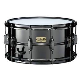 "Tama S.L.P. Limited Edition Big Black Steel Snare Drum - 8"" x 15"""