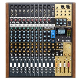 Image for Model 16 All-in-One Mixing Studio from SamAsh