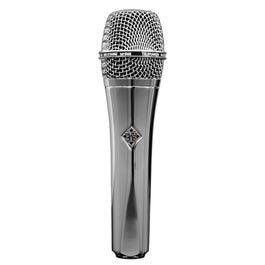 Telefunken USA USA Custom Shop M80 Chrome Dynamic Microphone