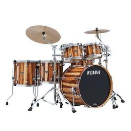 "Tama Starclassic Performer 5-Piece Drum Shell Pack - 22"" Bass (Caramel Aurora)"