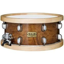"""Image for S.L.P. Studio Maple 6.5x14"""" Snare Drum with Wood Hoops from SamAsh"""