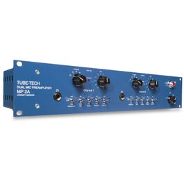 Tube-Tech MP2A Microphone Preamplifier and DI