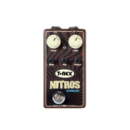 Image for Nitros Hypergain Distortion Guitar Effects Pedal from SamAsh