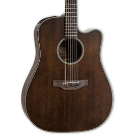 Image for P1DC SM Pro Series 1 Satin Molasses Dreadnought Cutaway Acoustic-Electric Guitar from SamAsh