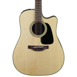 Image for Pro Series 2 Dreadnought Cutaway Acoustic Electric Guitar with Case from SamAsh