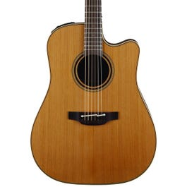 Image for Pro Series 3 Dreadnought Cutaway Acoustic-Electric Guitar with Case from SamAsh