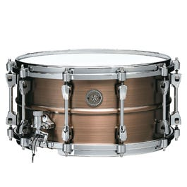 """Image for PCP147 7""""x14"""" Starphonic Copper Snare Drum from SamAsh"""